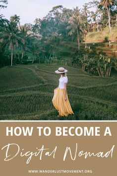 Want to travel the world and become a digital nomad? All you need to do is follow these six easy steps so you can turn your dream of a location independent lifestyle into your reality! Click to learn how to find remote work and jobs as a digital nomad and more! #digitalnomad #travel #remotework #workfromhome #location independence Digital Nomad, Online Business, Dreaming Of You, Remote, How To Become, Lifestyle, Travel, Voyage, Viajes
