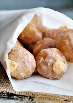 Pumpkin Cream Puffs on MyRecipeMagic.com