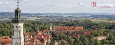Rothenburg ob der Tauber -feel Rothenburg