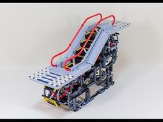 T036 M LEGO Escalator3 - YouTube