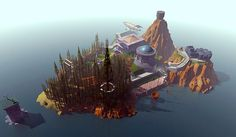 Myst. I LOVE this game.