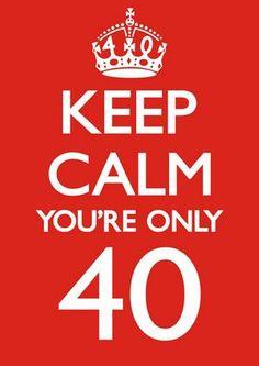 Joyeux Anniversaire 40 Ans Femme