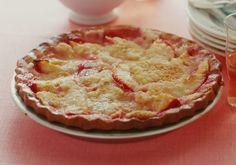 Amazing Peaches and Cream Pie Recipe