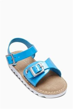 Buy Blue Sporty Sandals (Younger Girls) from the Next UK online shop