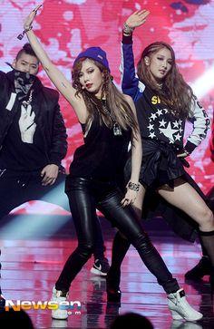 4minute Hyuna & Jihyun