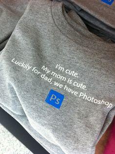 Gotta love a little design humor ;)