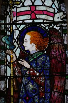 "herrshitlordii: "" Selected Details From Irish Artist Harry Clarke's Stained Glass Windows (Sources from Flickr) "" Harry Clarke was born on March 17th, 1889 in North Frederick Street, Dublin, where his father Joshua had a decorating and stained glass..."