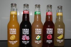 Stacie Michelle: Product Review Saturday: Emma & Tom's Sparkling Drinks
