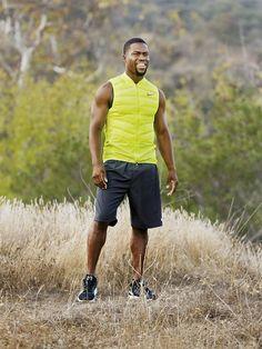 I'm a runner: Kevin Hart