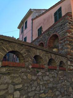 Village of Montemarcello.  Village of stones.