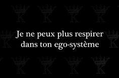 Je ne peux plus respirer dans ton ego-système #ecologie #ecosysteme #green
