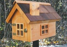 Western Rustic Mailbox Designs - http://www.toffeeblue.com/western-rustic-mailbox-designs/ : #Others Get to know more and more about rustic mailbox designs in western styles that really can become a fine addition to your outdoor home. They are available in cheap prices that easy to access online. Different designs to choose from according to your sense of style and budget affordability, though...