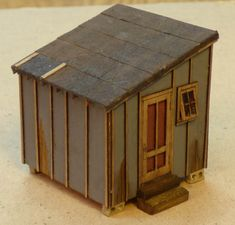 """Railroad Line Forums - The Gallery:May'17-""""More Shacks, Sheds & Shanties"""""""