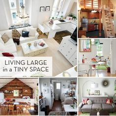 Help me learn how to live in a small space!! Beautifully Designed Tiny Homes and Apartments » Curbly | DIY Design Community