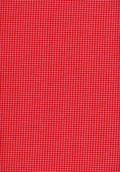 Tecido  Xadrez pq vermelho