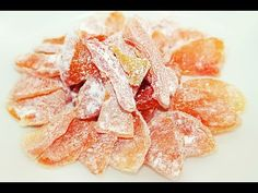 Цукаты из тыквы - Простые рецепты из тыквы / Candied pumpkin Recipe - YouTube
