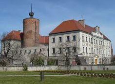 Głogów zamek - Poland