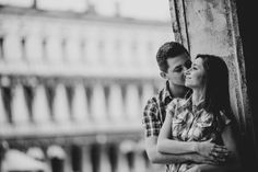 Engagement photo session in Venice-Italy