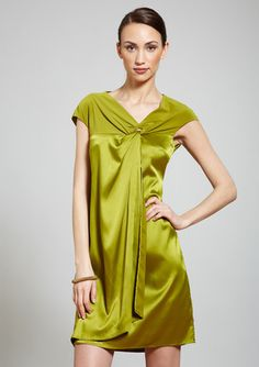 Love this color...and the silk is awesome...