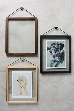 Lariat Hanging Frame - anthropologie.com