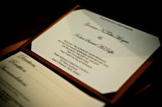This is exactly how i want the invitations set up!
