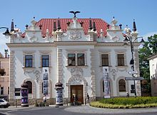 Rzeszów - Wikipedia, the free encyclopedia Mansions, House Styles, City, Free, Home Decor, Poland, Decoration Home, Manor Houses, Room Decor