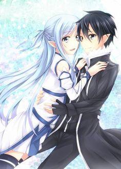 Anime couple(ノ´ ▽ `)ノ