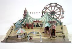 Circus Zingaro- Ein Pop-Up Buch  (faltmanufaktur)                                                                                                                                                      More