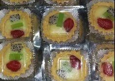 Mini Fruit Pies, Mini Pies, Custard, Cake Cookies, Brownies, Waffles, Muffin, Easy Meals, Food And Drink