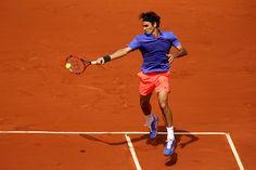 Roger Federer v Gael Monfils, Roland Garros 2015: Where to watch live ... Roger Federer #RogerFederer
