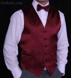 Men's Vest Solid Color - 07