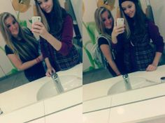 with my bestfriend <3
