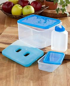 Food Storage Set with Cool Pack