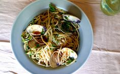 Bon Appétempt: Linguine with Clams