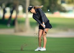 Paige Spiranac Photos Photos - Omega Dubai Ladies Masters - Day One - Zimbio