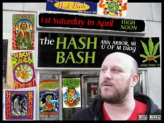 Adam L Brook and Hash Bash