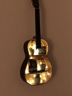 Recicled Guitar