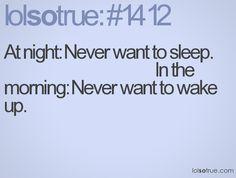 True... So true.