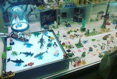 «#Berlin in the springtime. Berlin has cooler #Lego than Leeds. #travel #Europe #urbanscape #minibreak #toys #geekery #shopping #sharks»
