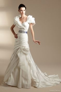 Jasmine Bridal Couture Wedding Dresses 2012 | Wedding Inspirasi
