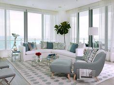 Bal Harbour Residence by Deborah Wecselman | HomeAdore