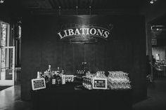 Chalk art above the bar - Art by Cami Robinson Wedding Chalk Art, Chalk Artist, Bar Art, Special Day, Cami, Neon Signs