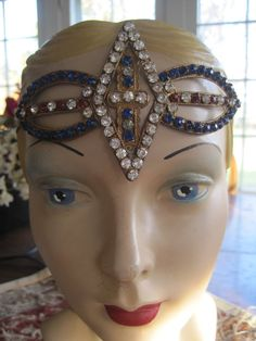 Vintage RARE 1920s Flapper Deco Rare by TheLittlestSister on Etsy, $385.00