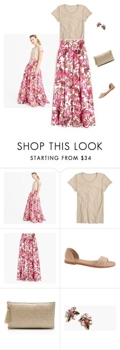 """""""Untitled #4056"""" by shopwithm ❤ liked on Polyvore featuring J.Crew"""