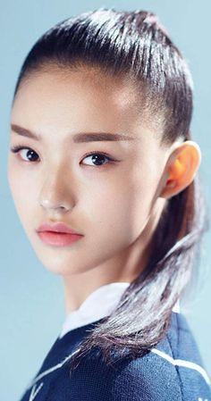 Yun Lin was born on April 1996 in Huzhou, Zhejiang, China as Fei Xia. Asian Woman, Asian Girl, Journey To The West, Asian Cute, Chinese Actress, Star Fashion, Character Inspiration, Asian Beauty, Supermodels