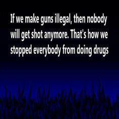 liberal logic I'm dying!! Can we get any dumber! It's funny how we hear no one talking about the major cuts across the board on our mental health systems??!? Hello! Look up Sweden pro gun vs Honduras anti gun!!!!!! Again too much kool-aid being passed around without knowledge..
