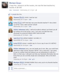 15 Facebook Comebacks That Are Sure To Leave A Mark