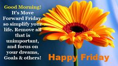 good morning quotes for friday - Google Search