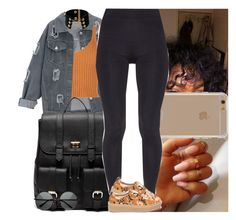 """""""Fall #10☕️"""" by msixo ❤ liked on Polyvore featuring Agent 18, Sole Society and Puma"""