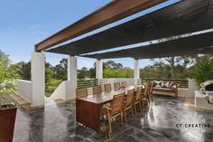 Bespoke real estate photography and video for inner city Melbourne's most prestigious properties. Ascot Vale, Real Estate Photography, Outdoor Dining, Balcony, Melbourne, Pergola, Australia, Outdoor Structures, Creative